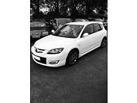 Mazda 3 MPS Aero White 2.3l T