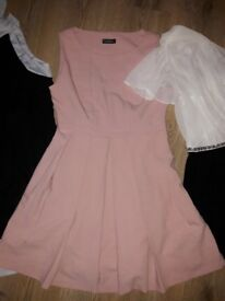 Size 10 dress/playsuit bundle