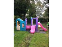 Little Tikes 8 in 1 Adjustable Playground RRP £499, Roundhay LS8 Can Deliver