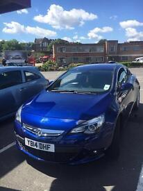 Vauxhall Astra Gtc SRI Sports 2.0 Auto low mileage Easy Fix
