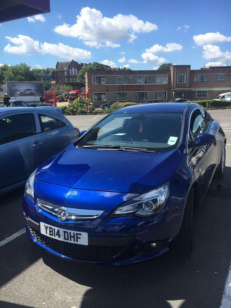 Vauxhall Astra Gtc SRI Sports 2.0 Auto low mileage Easy Fix