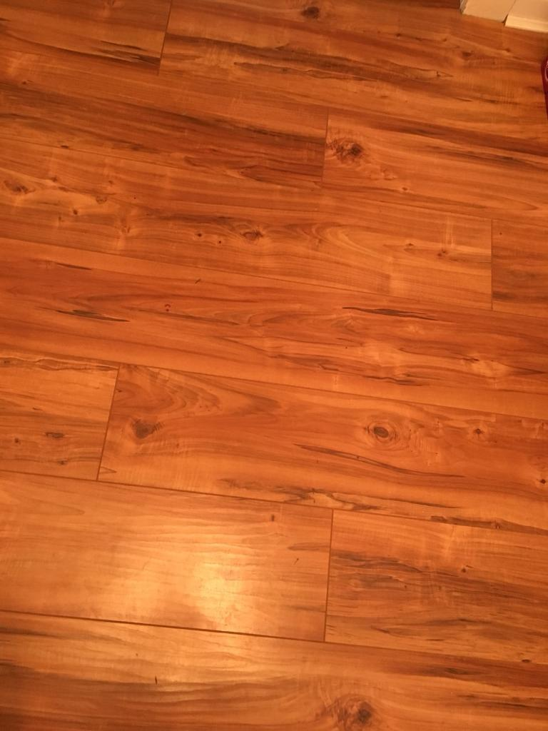 Tarkett Majestic Sugar Maple Laminate Flooring 8mm