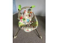 Fisher Price baby bouncer £20 ono
