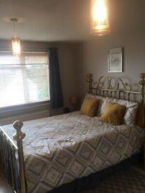 Double loft room with en-suite