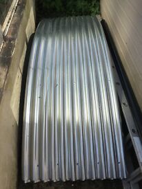Corrugated Iron Roofing Sheets or Animal Cover