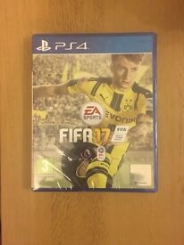 Brand new sealed FIFA 17 £30
