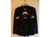 Argyll Kilt Jacket & Waistcoat - Size 42
