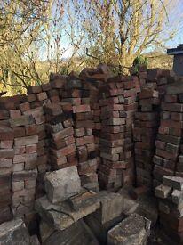 Stonehouse red bricks