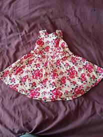 9-12 months dress from Matalan