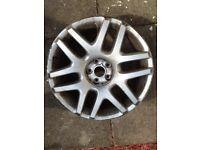 "VW Helios alloy wheel 19"""