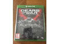 Gears of War - Ultimate Edition - New and Sealed - For the Xbox One Console