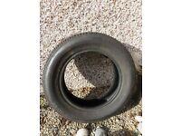 Car tyre - new