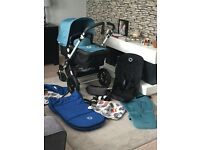 Bugaboo cameleon 3 lots of extras