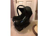 Maxi cosey cabrio car seat & ISO fix base