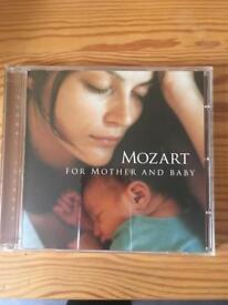 Mozart cd
