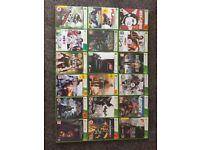 Xbox games job lot