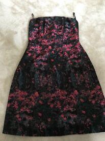 Lipsy evening dress size 8