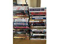 Various dvd's/ blu rays