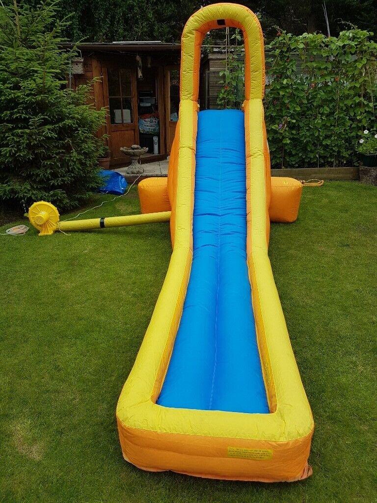 Garden blow up water slide   in Shirley, West Midlands ...