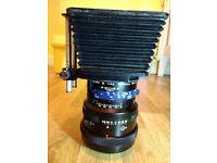 MAMIYA RZ67 140mm 4.5 Macro with hood
