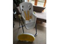 Cosatto noodle high chair