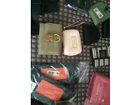 JOB LOT handbags and purses! Some never used still brand new with tags.