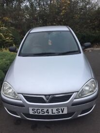 2004 Vauxhall Corsa for sale