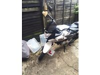Honda CBF 125 2010 sale or swap