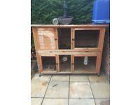 Rabbit Cage - Originally £200
