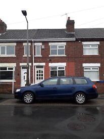 Large 2 bed house to Let, Edlington, Doncaster.