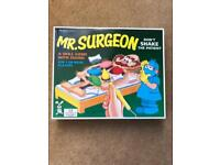 Mr Surgeon game