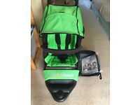 Out N About V3 single pushchair - mojito green
