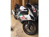 RIEJU RS3 125cc 2014 model for sale - motorbike