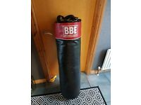 Punch bag. Excellent condition