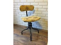 1950's industrial swivel chair BEEN VALUED AT...