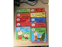 Charlie & Lola Book Sets