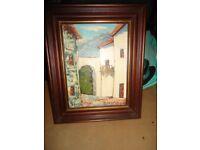 spanish oil paintings