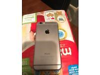 IPhone 6 16 gb unlocked spares or repair new screen a week ago