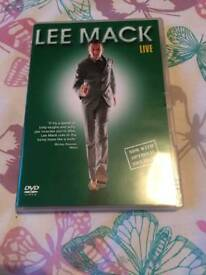 Lee Mack live DVD