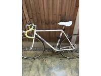 Raleigh Milk Race Bike - spares and repaired or frame