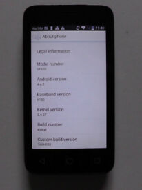 Android Phone - Vodaphone Smart First 6