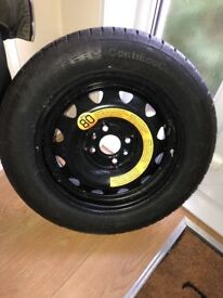 Brand new spare tire for a ford KA