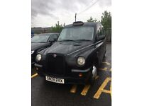 London Taxi International, LTI, TX4 Bronze. Manual. Just off Glasgow Licence Ready to Go back On.