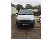 2002 Toyota Hiace 300 GS LONG WHEEL BASE