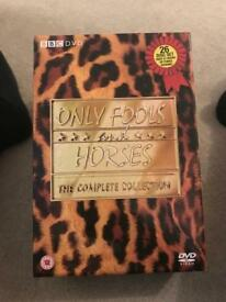 Only fools and horses dvd