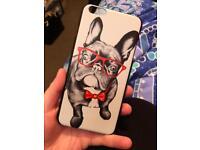 French bulldog phone case (iPhone 6s plus)