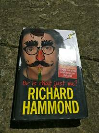 Richard Hammond Book