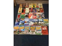 34 camra good beer guides