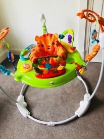 Jumparoo for sale, barely used. £20