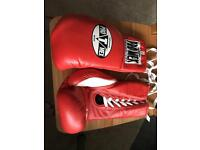 10 oz Title Professional Boxing Competition Glove
